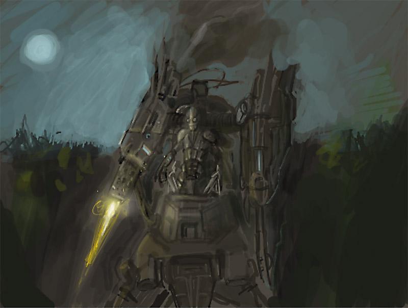 Moonlight Raid
